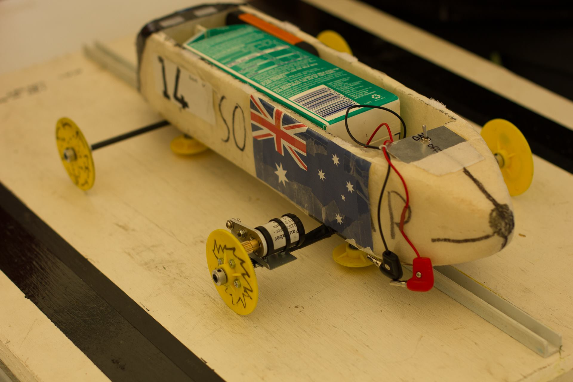 Supplies – Tasmanian Model Solar Challenge